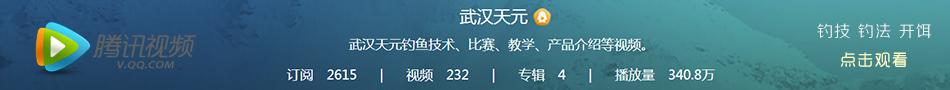 武汉天元腾讯视频个人频道